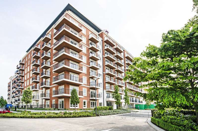 Studio Flat for sale in Beaufort Park, Colindale, NW9
