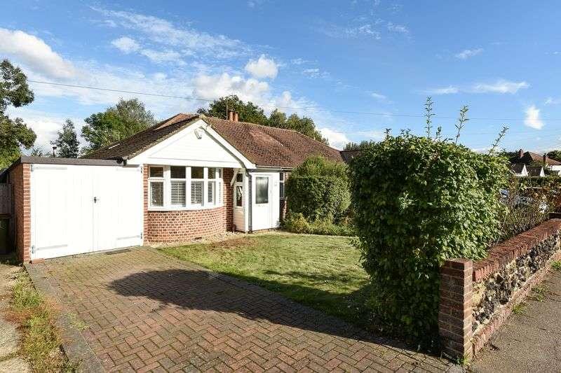 2 Bedrooms Semi Detached Bungalow for sale in Nutcroft Grove, Fetcham