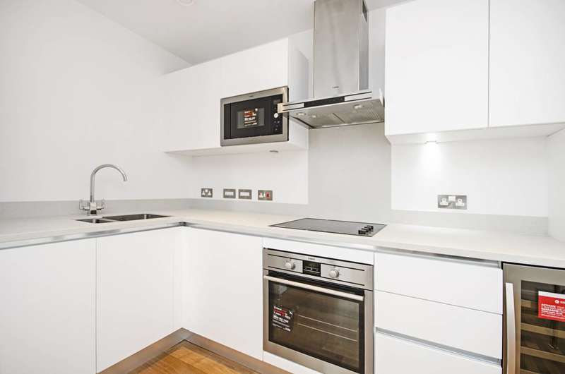 2 Bedrooms Flat for sale in The Ivery, West Hampstead, NW6