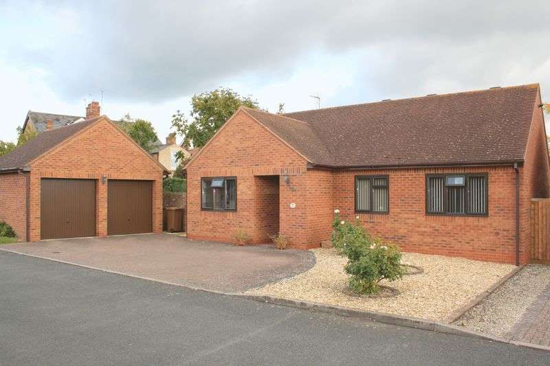 3 Bedrooms Detached Bungalow for sale in Station Gardens, Eckington