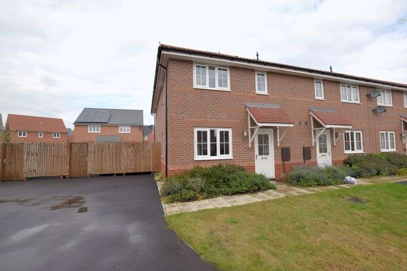 2 Bedrooms House for sale in Tacitus Way, North Hykeham, Lincoln