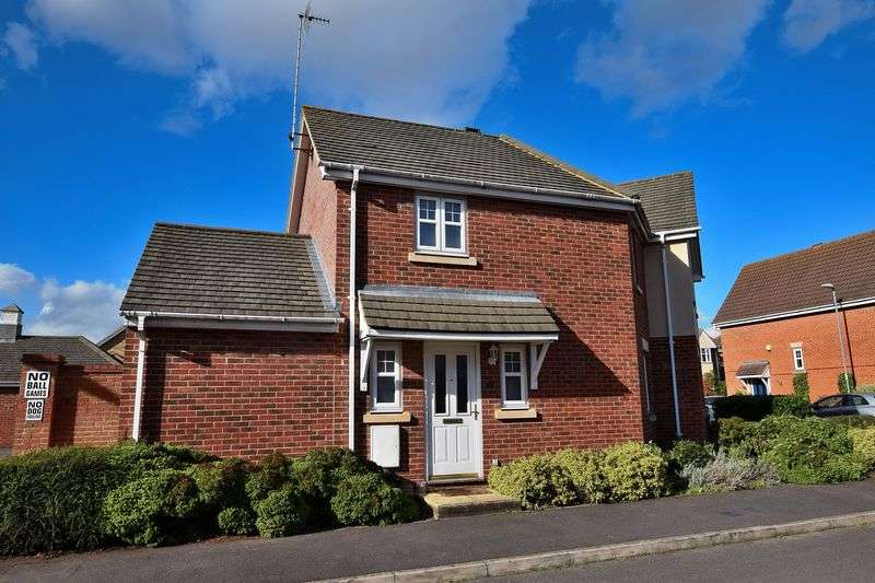 3 Bedrooms Semi Detached House for sale in Sphinx Place, Dunstable