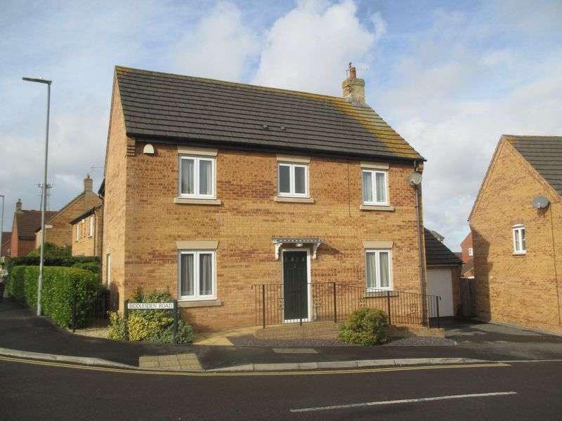 4 Bedrooms Detached House for sale in Bidddledson Road, Yeovil