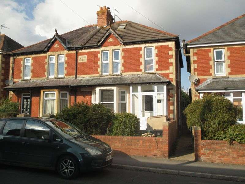 3 Bedrooms Semi Detached House for sale in Rosebery Avenue, Yeovil