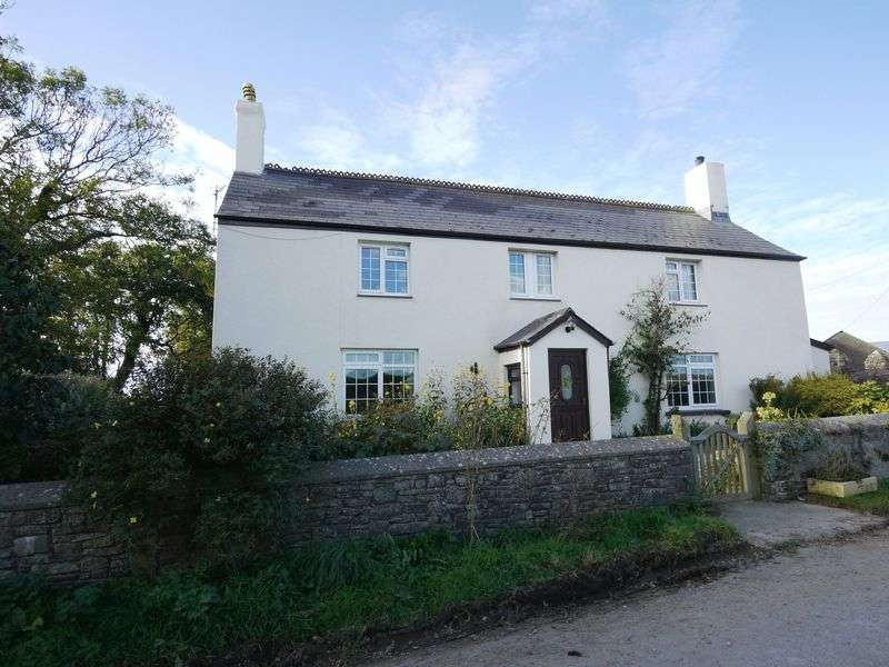 6 Bedrooms Detached House for sale in Higher Clovelly, Bideford