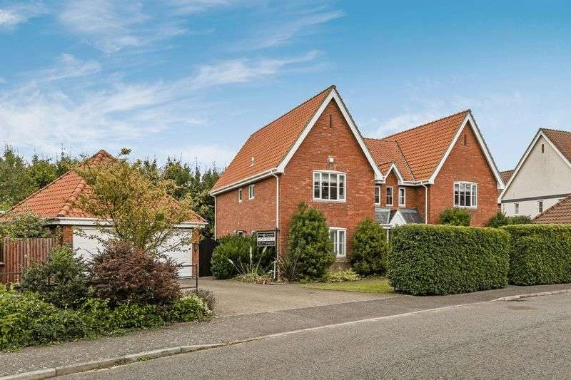 5 Bedrooms Detached House for sale in Stradbroke