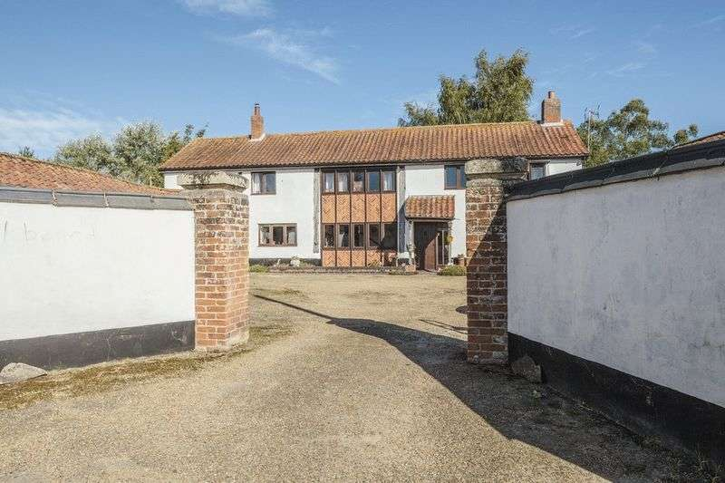 5 Bedrooms Property for sale in Roydon, Diss