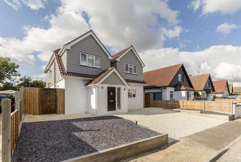 4 Bedrooms Detached House for sale in Church lane, Bognor regis, West Sussex, PO22