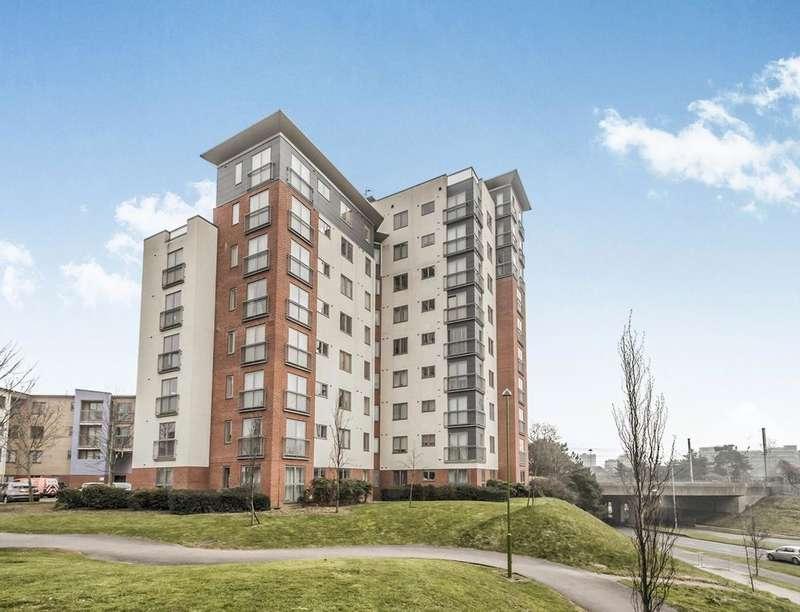 2 Bedrooms Flat for sale in Kilby Road, Stevenage, SG1