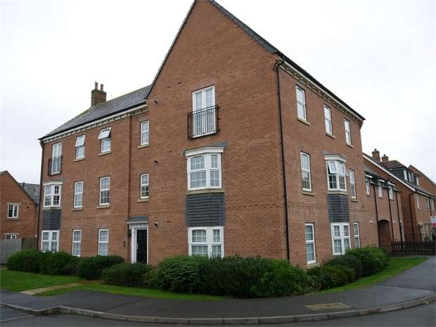 2 Bedrooms Flat for sale in Thackney Leys, Kibworth Harcourt, Leicester