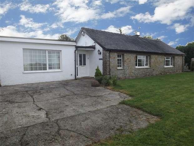 4 Bedrooms Cottage House for sale in Rhostryfan, Rhostryfan, Caernarfon, Gwynedd
