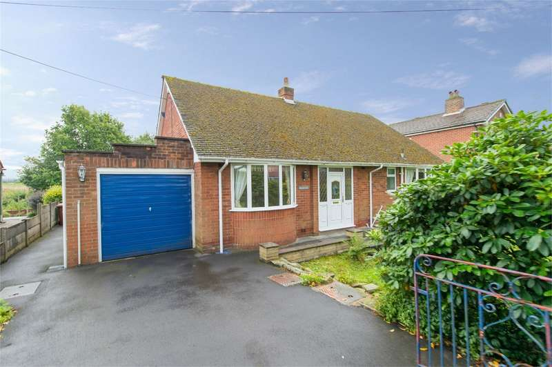 2 Bedrooms Detached Bungalow for sale in Burgh Lane, Chorley, Lancashire