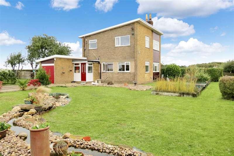 3 Bedrooms Detached House for sale in Sleaford Road, Tattershall