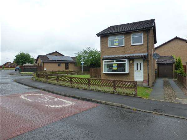 3 Bedrooms Detached House for sale in Sherry Avenue, Holytown, Motherwell