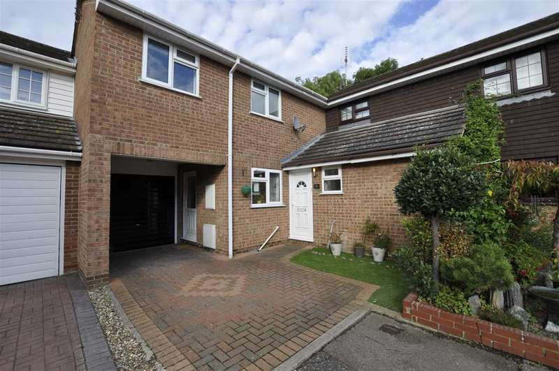 3 Bedrooms Terraced House for sale in Barn Green, Chelmsford