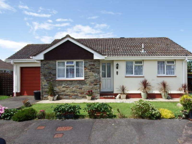 2 Bedrooms Detached Bungalow for sale in Bickington, Barnstaple
