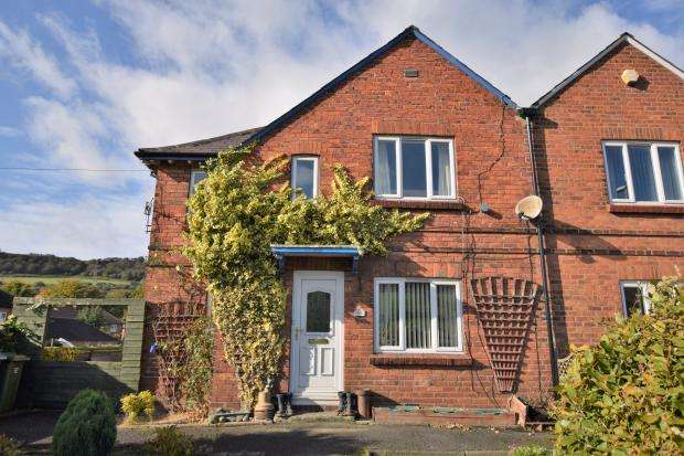 3 Bedrooms Semi Detached House for sale in Seamer Road, Scarborough, North Yorkshire, YO12 4HG