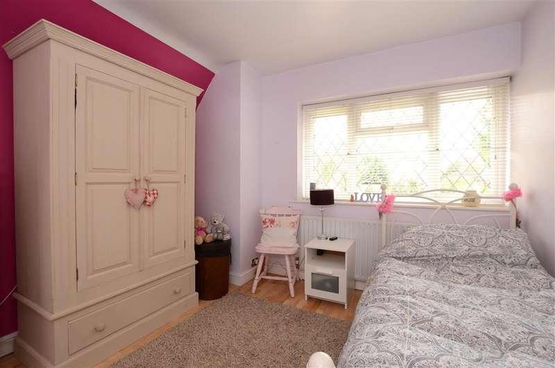 4 Bedrooms Detached House for sale in Copse Hill, Westdene, East Sussex