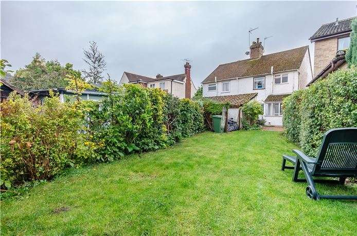 2 Bedrooms Semi Detached House for sale in Church Road, Hauxton, Cambridge