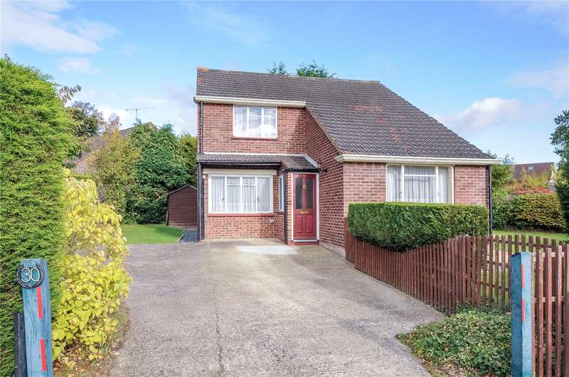 3 Bedrooms Detached House for sale in King Edwards Road, Ascot, Berkshire, SL5