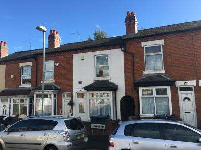 2 Bedrooms Terraced House for sale in Towyn Road, Birmingham, West Midlands