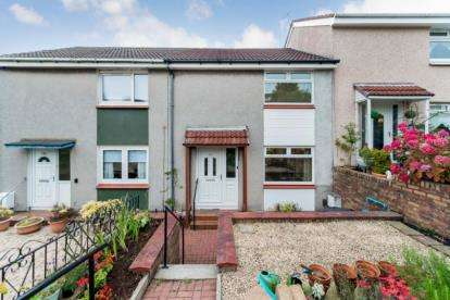 2 Bedrooms Terraced House for sale in Castlefern Road, Rutherglen, Glasgow, South Lanarkshire