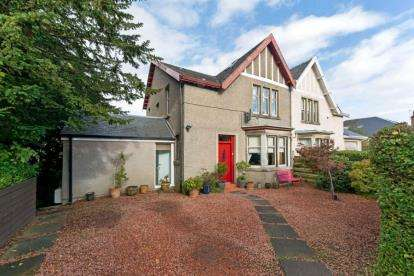 5 Bedrooms Semi Detached House for sale in Grenville Drive, Cambuslang