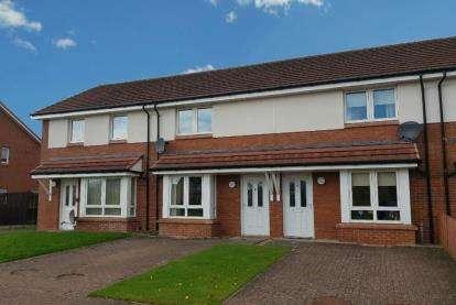 2 Bedrooms Terraced House for sale in McIlvanney Crescent, Kilmarnock