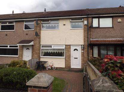 3 Bedrooms Terraced House for sale in Jean Walk, Fazakerley, Liverpool, Merseyside, L10