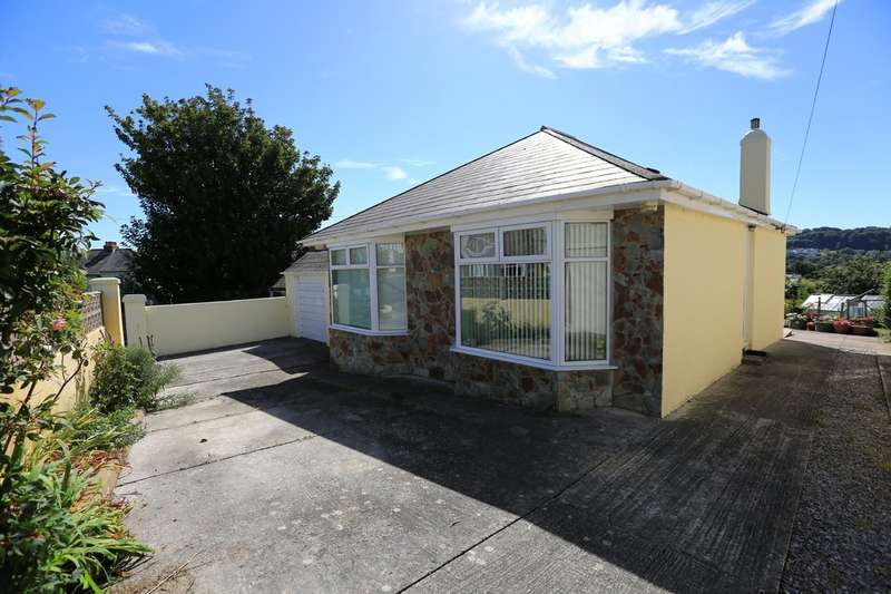 3 Bedrooms Detached Bungalow for sale in Oreston, Plymouth