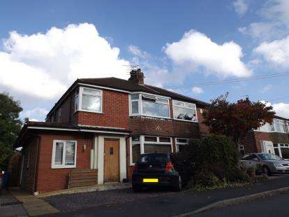 3 Bedrooms Semi Detached House for sale in Swan Road, Timperley, Altrincham, Greater Manchester