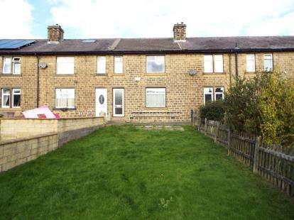 3 Bedrooms Terraced House for sale in Broadlands, Meltham, Holmfirth, West Yorkshire