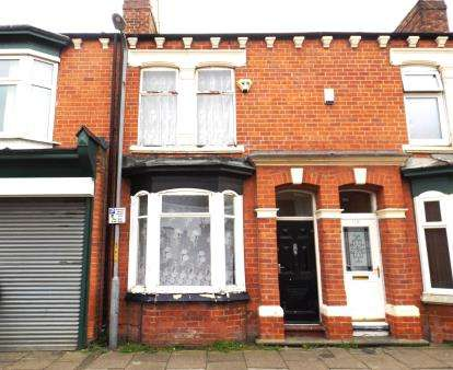 3 Bedrooms Terraced House for sale in Clarendon Road, Middlesbrough