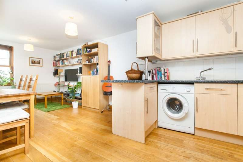 1 Bedroom Flat for sale in Temple Street, Bethnal Green, E2