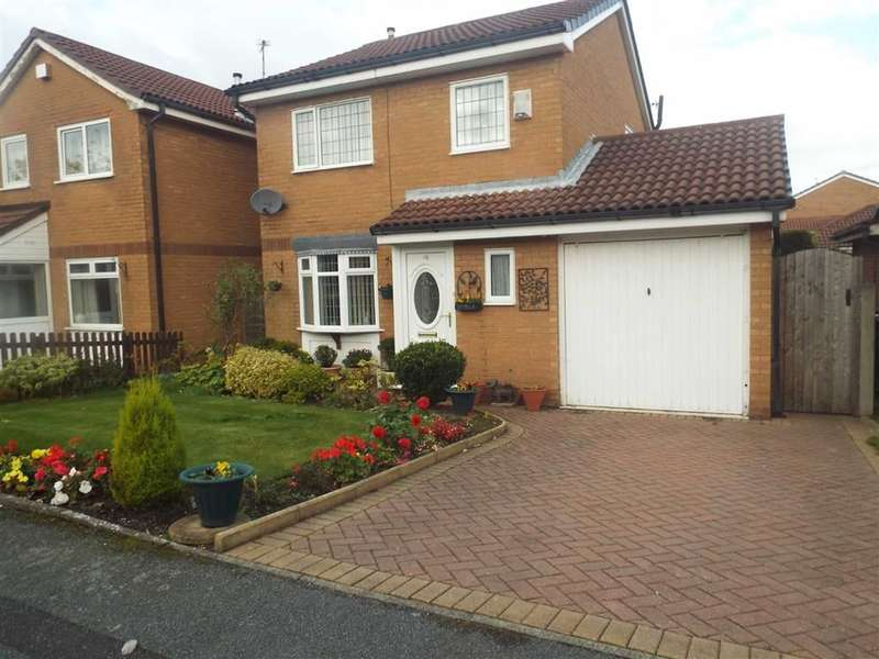 3 Bedrooms Property for sale in Prestwich Hills, Prestwich