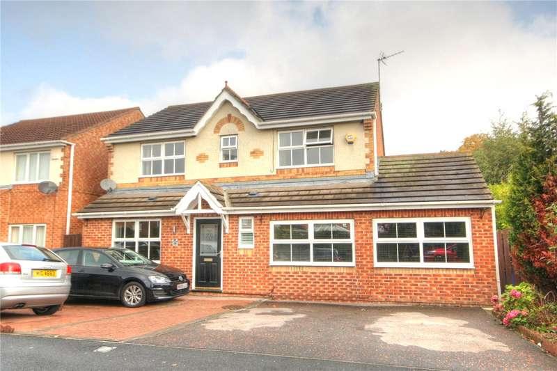 4 Bedrooms Detached House for sale in Elmcroft, Darlington, Co Durham, DL1