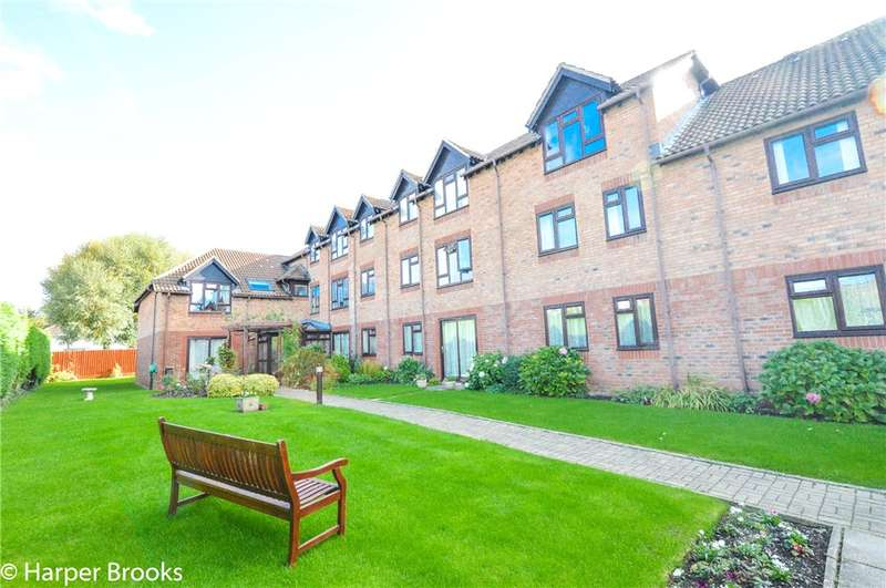 2 Bedrooms Retirement Property for sale in Mendip Lodge, Woodborough Drive, Winscombe, BS25