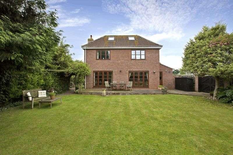 5 Bedrooms Detached House for sale in Broadlands Lane, Durleigh, Bridgwater
