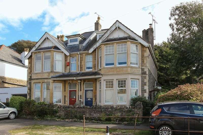 2 Bedrooms Flat for sale in Wellington Terrace, Clevedon