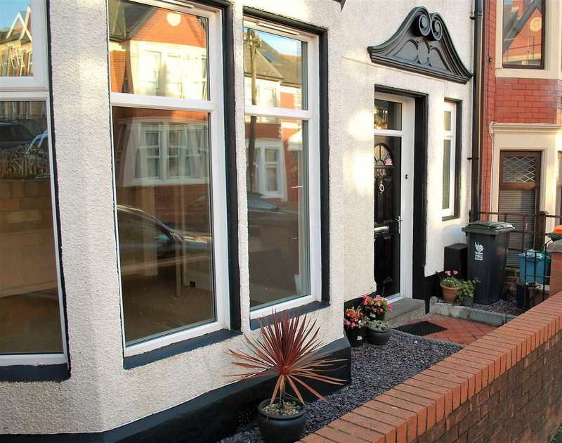 5 Bedrooms Terraced House for sale in Somerset Road, Newport