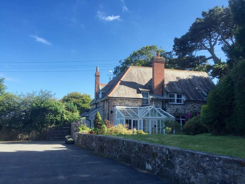 4 Bedrooms Detached House for sale in Boskenwyn, Heamoor