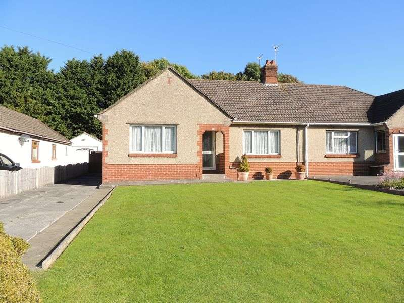 3 Bedrooms Semi Detached Bungalow for sale in Bath Road, Willsbridge, Bristol