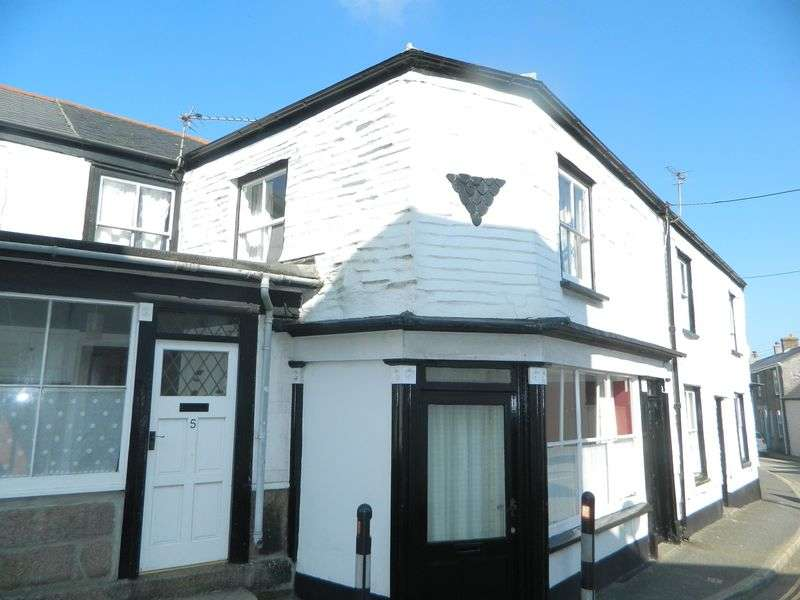 2 Bedrooms Terraced House for sale in Fore Street, St Day