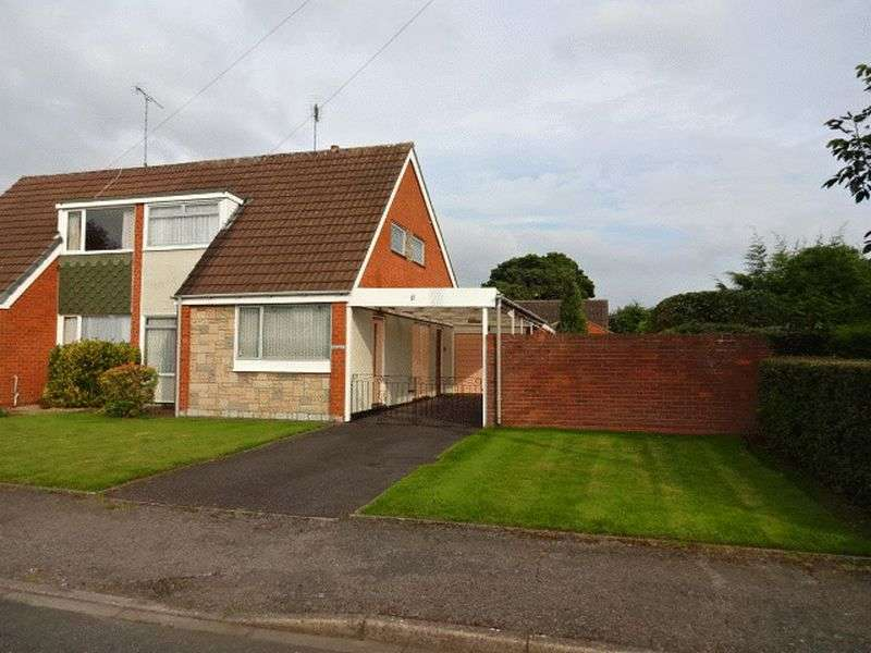 3 Bedrooms Semi Detached House for sale in The Deansway, Kidderminster DY10 2RH