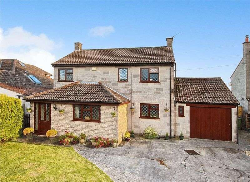 3 Bedrooms Detached House for sale in Evercreech - Between Castle Cary and Shepton Mallet