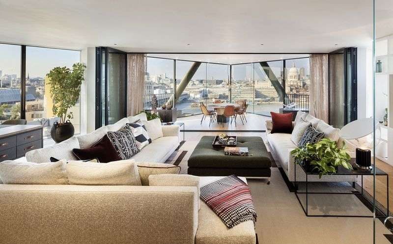 3 Bedrooms Flat for sale in Holland Street, London