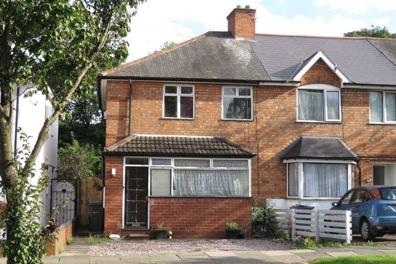 3 Bedrooms Terraced House for sale in Cateswell Road, Hall Green, Birmingham B28 8ND