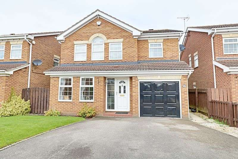 4 Bedrooms Detached House for sale in Gelder Beck Road, Messingham