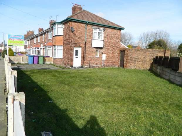 3 Bedrooms End Of Terrace House for sale in Doric Road, Liverpool, L13