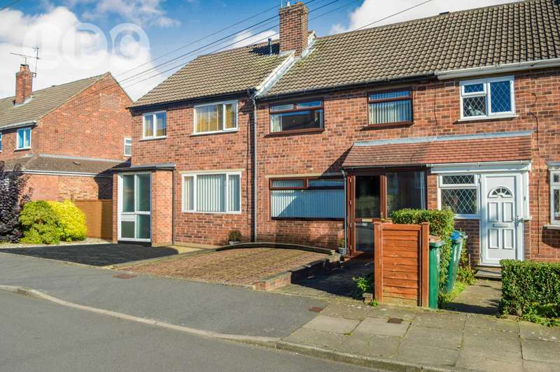 3 Bedrooms Terraced House for sale in Aldbury Rise, Allesley Park, Coventry, CV5